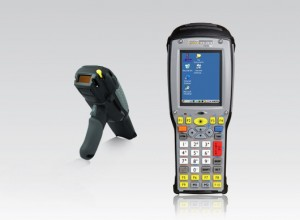 Picture of Psion Teklogix 7535 G2 Barcode Scanner